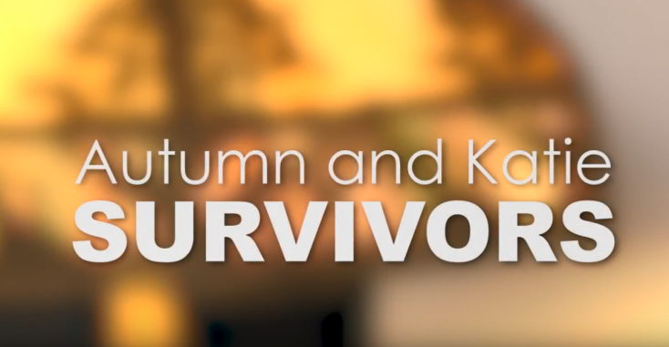 autumn and katie survivors